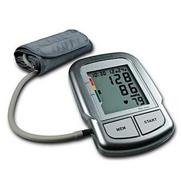 Máy đo huyết áp bắp tay MTS là sản phẩm của hãng Medisana được thiết kế hoàn toàn tự động với nhiều tính năng nổi bật: lưu 120 kết quả trên 2 bộ nhớ, tự động phân loại kết quả, tự động phát hiện loạn nhịp tim và tự động tắt máy khi không sử dụng.