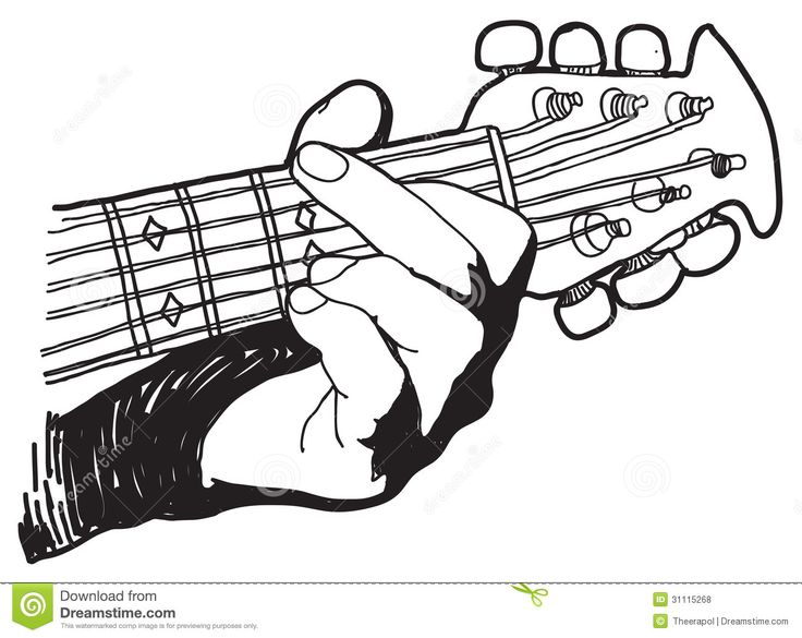 25  trending guitar drawing ideas on pinterest