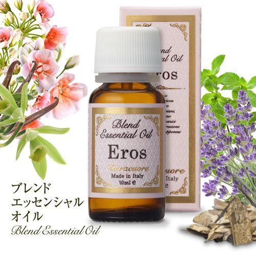 Terracuore ブレンドエッセンシャルオイル (Eros) ¥3,8 00(税抜)