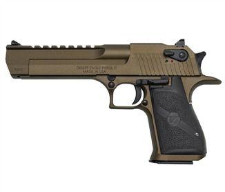 Magnum Research Desert Eagle, .50 AE, Burnt Bronze - Style # DE50BB, MRI Shop / Firearms