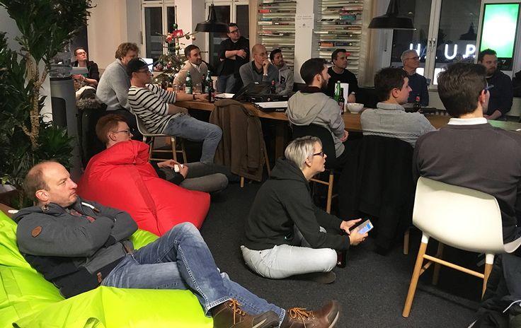 Von #Fraktalen und #Containern - Rückblick auf das #cgnjs Meetup vom 12.12. jetzt neu auf unserem Blog! #Docker #Canvas
