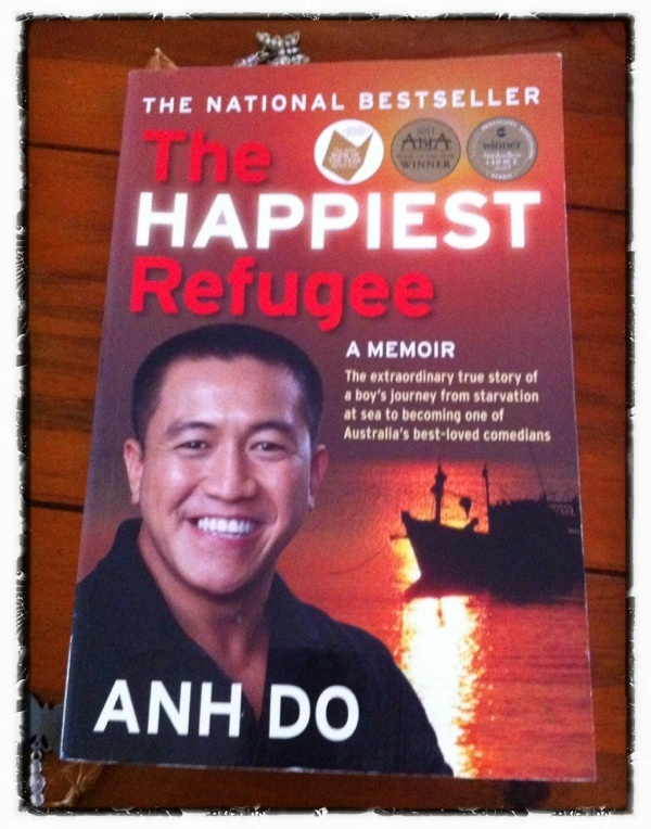 happiest refugee anh do expository texts Anh do is a vietnamese born australian author, comedian and artist he has appeared on many australian tv shows such as thank god you're here, good news week, anh does vietnam and was runnerup on dancing with the stars in 2007.