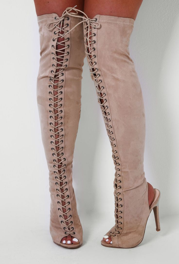 Nude women's #boots
