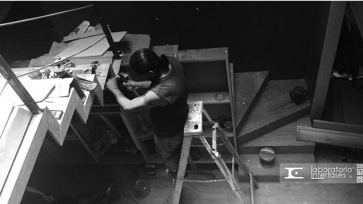 La mano de obra de calidad es la verdadera carta de presentación de un trabajo profesional.  #obra #ejecución #arquitectura #architecture