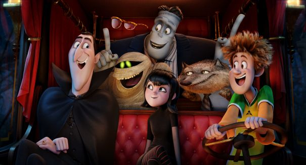 'Hotel Transylvania 3' Moves Up To Summer 2018