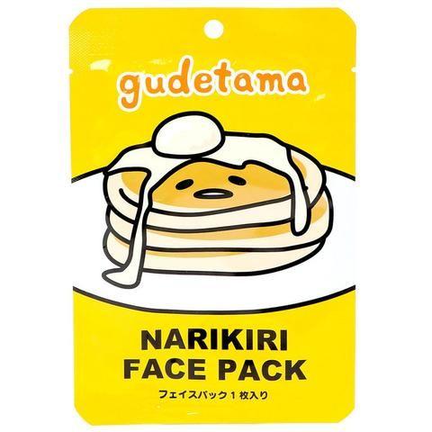 $7.25 Gudetama Pancake Face Mask