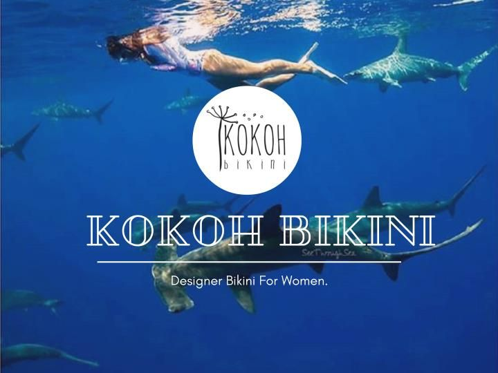 Sexy Brazilian bikini designs of KOKOH Bikini brand popularly known for its unique prints, perfect fit and trendy designs. You can shop these bikinis online from its website at the best price.