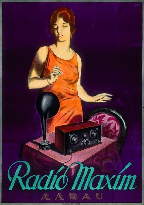 Radio Maxim ~ Otto Ernst