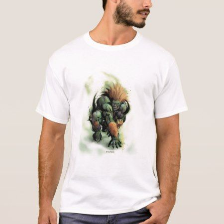 Blanka Crouch T-Shirt - tap to personalize and get yours