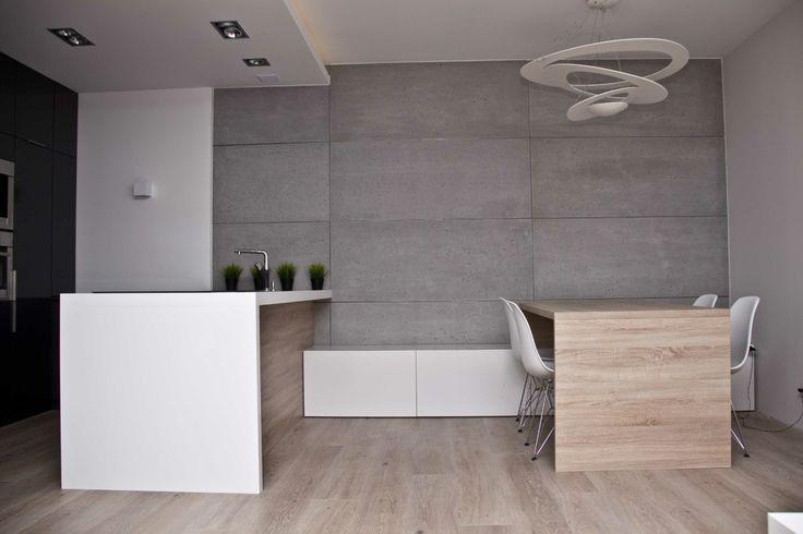 nowoczesne wnetrza, architektura, beton, concreate arabskastudio, Katarzyna Arabska studio  https://www.facebook.com/ARABSKAstudio/