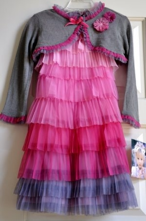 sweet little girls dress