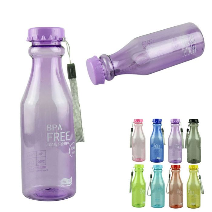 There are variety of 3 gallon water bottles, 5 gallon water bottles and alot of water bottles. bright689 provides the outstanding  wholesale-new fashion 550ml bpa free cycling bicycle bike sports kettle unbreakable plastic water bottle outdoor travel 1pcs quality first could solve the drinking problem when you go outside.