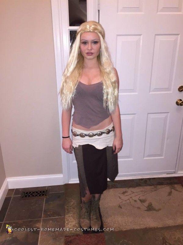 Daenerys costume | Etsy