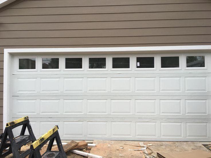 8 Best Garage Door Hardware Placement Images On Pinterest