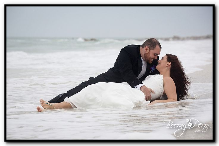 Trash the Dress - Treasure Island Florida Beach Wedding | Planning by Perfect Florida Beach Wedding | Photography by Booray Perry Photography