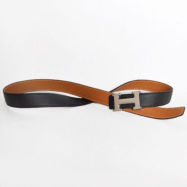 Hermes Gürtel Leder in Schwarz Camel mit H Silber-Schnalle2 Online-Verkauf sparen Sie bis zu 70% Rabatt, einfach einkaufen des weiteren versandkostenfrei.#handbags #design #totebag #fashionbag #shoppingbag #womenbag #womensfashion #luxurydesign #luxurybag #luxurylifestyle #handbagsale #hermes #hermesbag #hermesparis