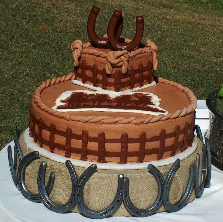 Custom Western Wedding Cake Toppers 12 Best Horseshoe Images On
