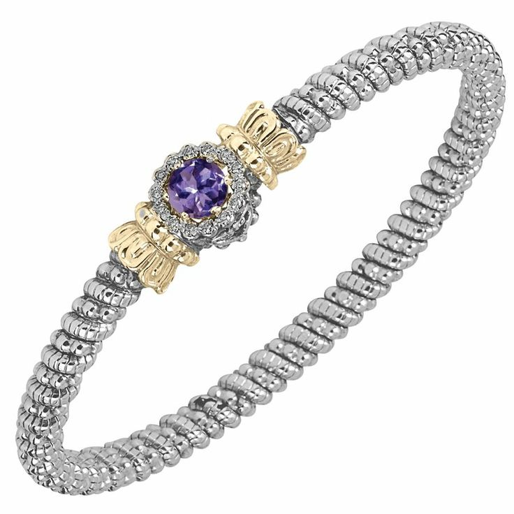 Here is another enchanting colored gemstone bracelet - Parris Jewelers, Hattiesburg, MS #finejewelry