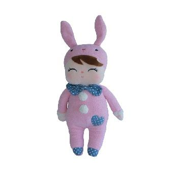 Sweet Dreams Doll Pink Bunny $25.00 #sweetcreations #baby #toddlers #kids #softtoys #toys #cuddle