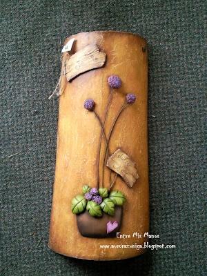 Entre mis manos... vida, amor y arte...: tejas