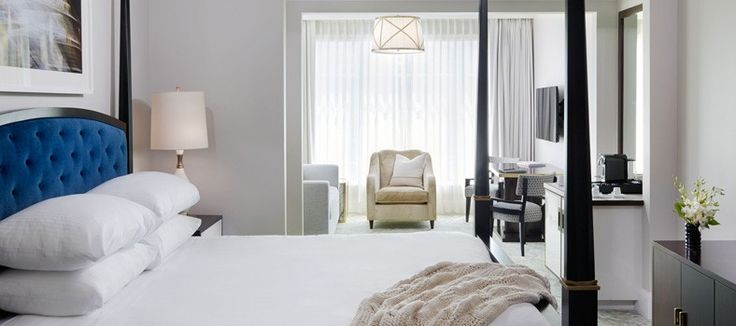 The Spectator Hotel offers a new level of luxury in downtown Charleston's…