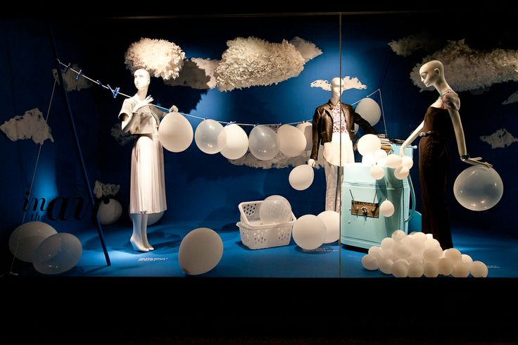 In The Air #HoltsWindows