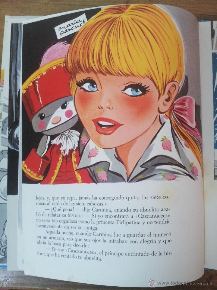 CASCANUECES. MARÍA PASCUAL (Libros de Lance - Literatura Infantil y Juvenil - Cuentos)