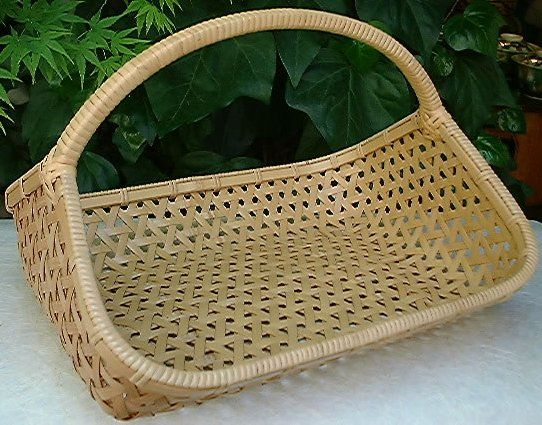 Basket Weaving With Bamboo : Best images about basket weaving wire baskets boxes