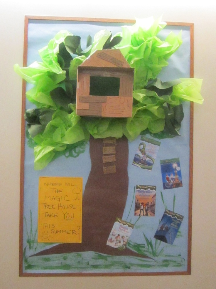Classroom Decorations For Grade 7 ~ Best magic tree house images on pinterest