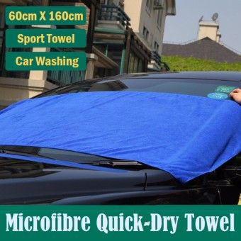 Special Prices 60*160 Microfibre Absorbent Quick-Dry Travelling sport Towel Bathsafe for baby /Car washing blueOrder in good conditions 60*160 Microfibre Absorbent Quick-Dry Travelling sport Towel Bathsafe for baby /Car washing blue ADD TO CART OE702HLAB35S44ANMY-85016843 Bedding & Bath Bath Bath Towels OEM 60*160 Microfibre Absorbent Quick-Dry Travelling sport Towel Bathsafe for baby /Car washing blue
