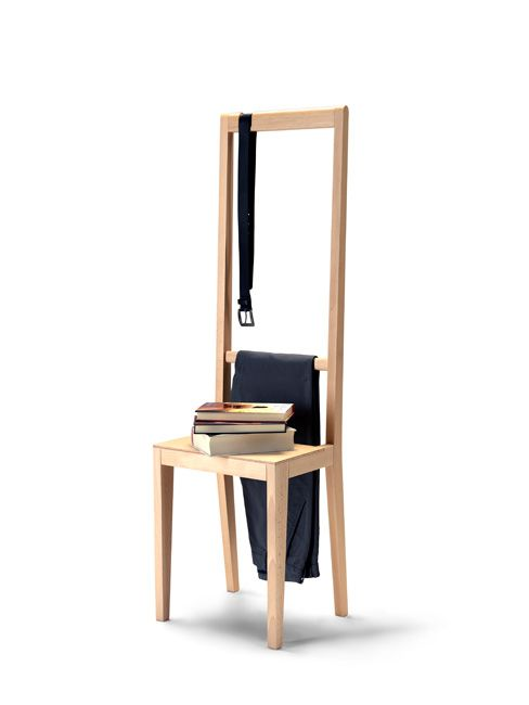 Alfred - a chair or a wardrobe? FormAdore.com