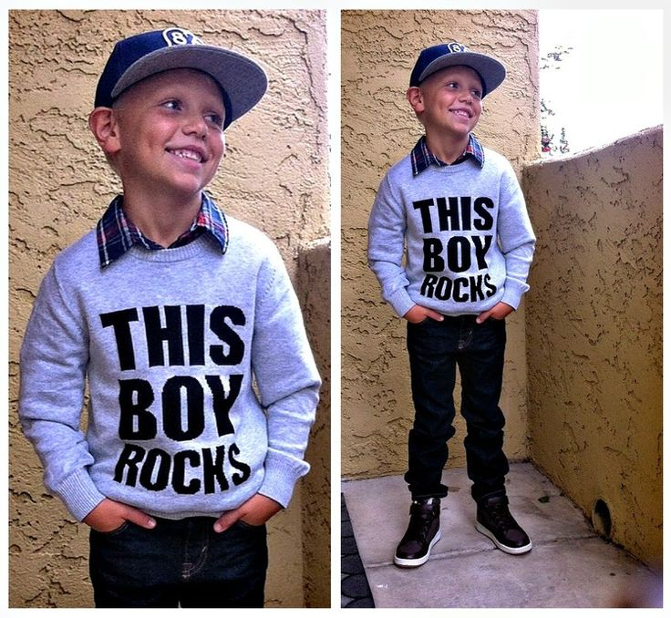 What a Well-Dressed Kid! — with links to each piece.