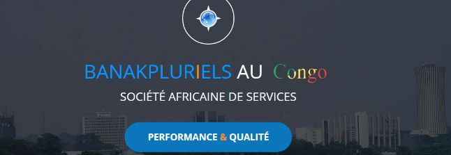 Banakpluriels Congo : marketing et agence web au congo