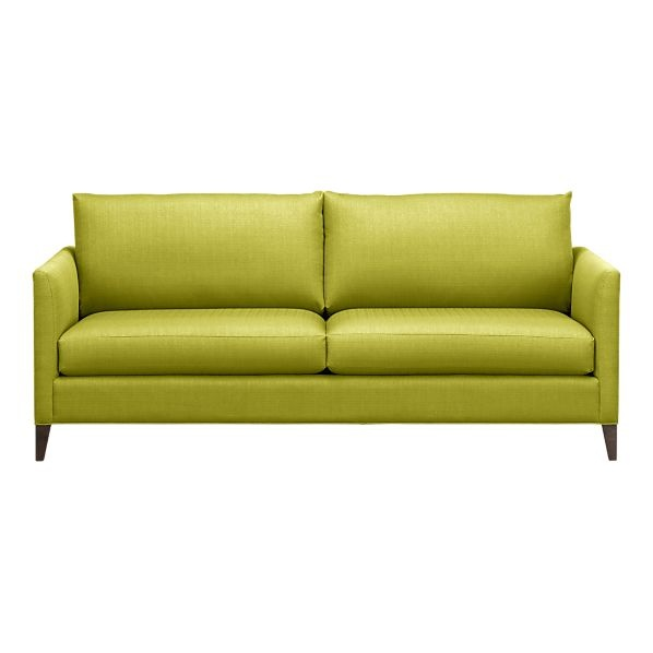 lime green sofa lime green with envy pinterest. Black Bedroom Furniture Sets. Home Design Ideas