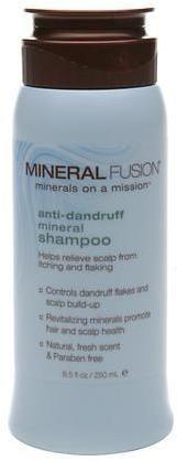 Mineral Fusion Mineral Shampoo, Dandruff