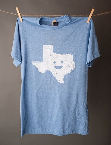 Happy Texas Tee