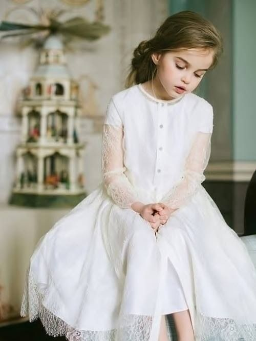 78 Best images about Little girl chic on Pinterest  Formal wear ...
