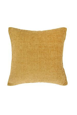 """Our beautiful chenille scatter cushion is easily matched with any decorating style and will add texture to a modern living room.<div class=""""pdpDescContent""""><BR /><b class=""""pdpDesc"""">Dimensions:</b><BR />L45xW45 cm<BR /><BR /><b class=""""pdpDesc"""">Fabric Content:</b><BR />100% Polyester<BR /><BR /><b class=""""pdpDesc"""">Wash Care:</b><BR>Lukewarm machine wash</div>"""