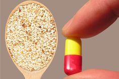 Une étude remarquable publiée dans le Journal International des Maladies Rhumatismales confirme que l'alimentn'est pas seulement lemédicament, mais parfois supérieur à lui. Les chercheurs en médecine travaillant àl'Université des Sciences Médicales de Tabriz en Iran, ont cherché à étudier les effets de la supplémentation en graines de sésame sur les signes cliniques et les symptômes …