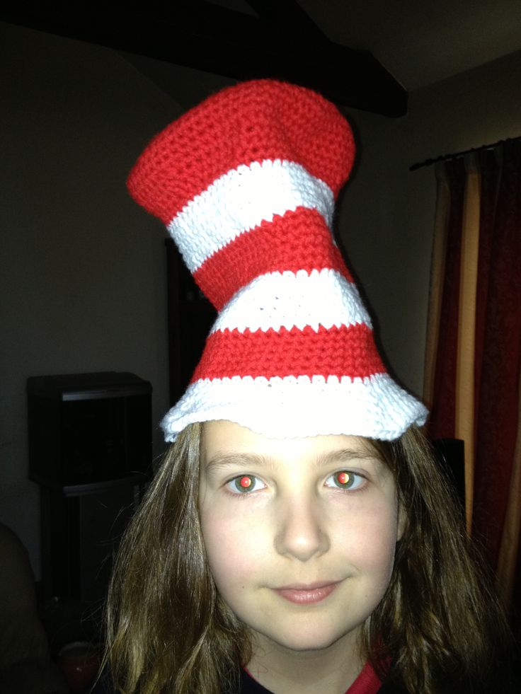 Cat in the Hat !! Toddler size
