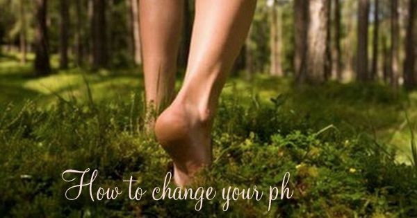 How to Change Your pH, foods to change pH, pH diet, eZ water, fourth phase of water, can you change your pH, how to alkaline your blood, grounding to earth