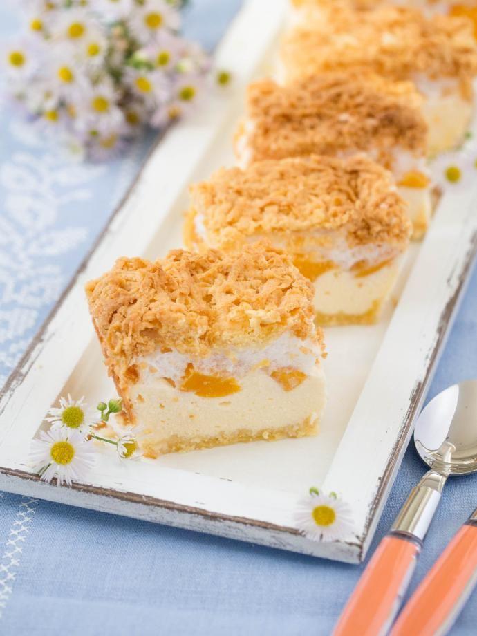 Tradycyjny sernik z brzoskwiniami   Dr. Oetker: Blog Kulinarny Pani Tereska
