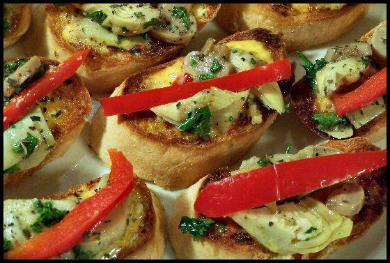 Amazing Artichoke Toasts Recipe - Food.com