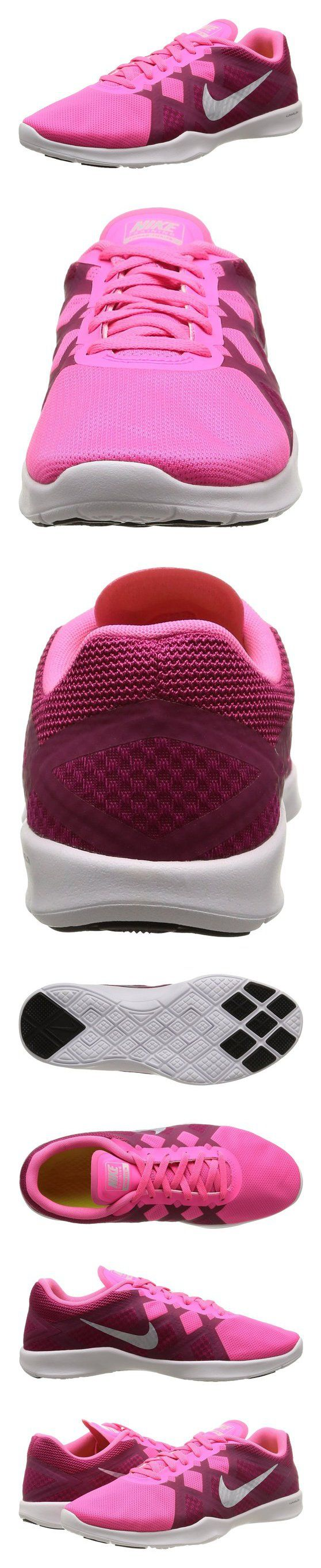 $58 - Women\u0027s Nike Lunar Lux TR Training Shoe Pink Pow/Sport Fuchsia/White