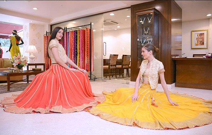Designer Vidhi Singhania's Wedding Collection