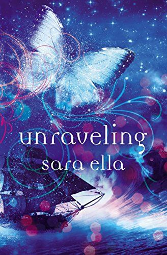 Unraveling by Sara Ella // Reading this for the 2nd time showed me how much I missed when I read it the first time--b/c I loved it and was reading so fast to see how it ended. Lots of new people & lands without being totally WHATISHAPPENING. Love this series. Can't wait for the 3rd!