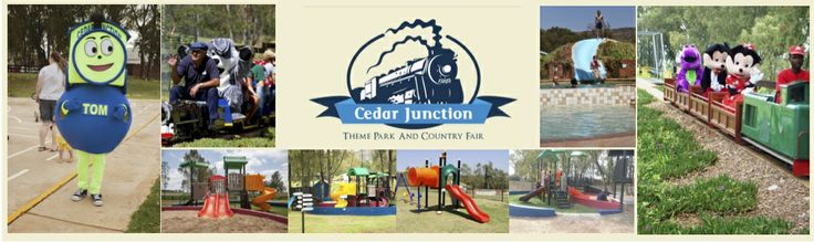 1 Lucky Newsletter Subscriber will be chosen to receive the free use of the Cedar Park Theme Park to host their child's birthday party! Valued at R1200!! http://www.parentinghub.co.za/competitions/cedar-junction-theme-park/