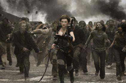 Fin de Semana de Ciencia Ficción. Resident Evil - http://masideas.com/fin-de-semana-de-ciencia-ficcion-resident-evil/
