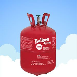 £19.45 - Helium Canister for 30 Balloons