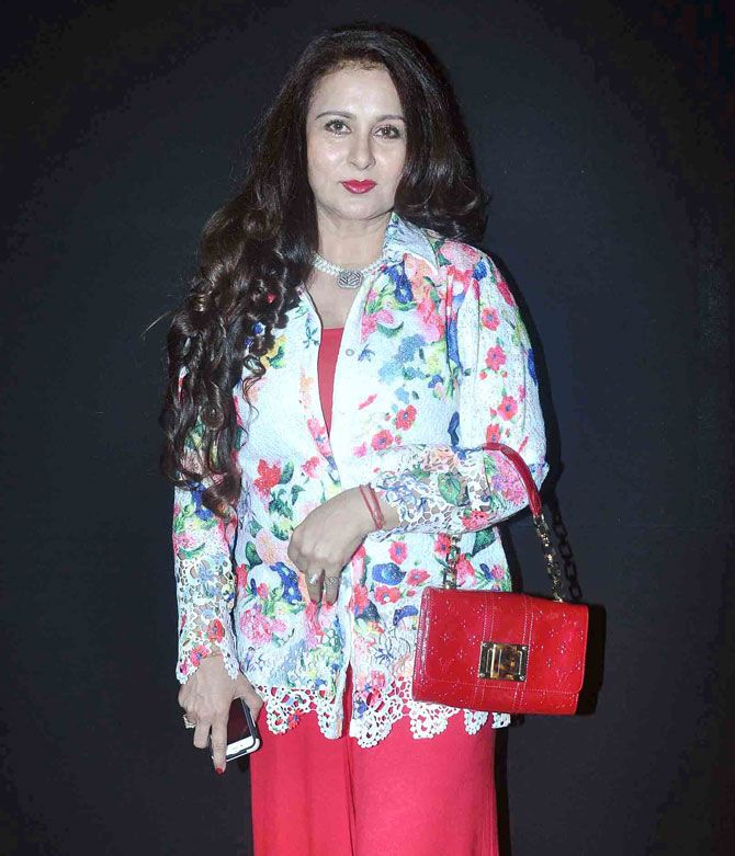 Poonam Dhillon at a fashion show organised by 'Beti', an NGO. #Bollywood #Fashion #Style #Beauty